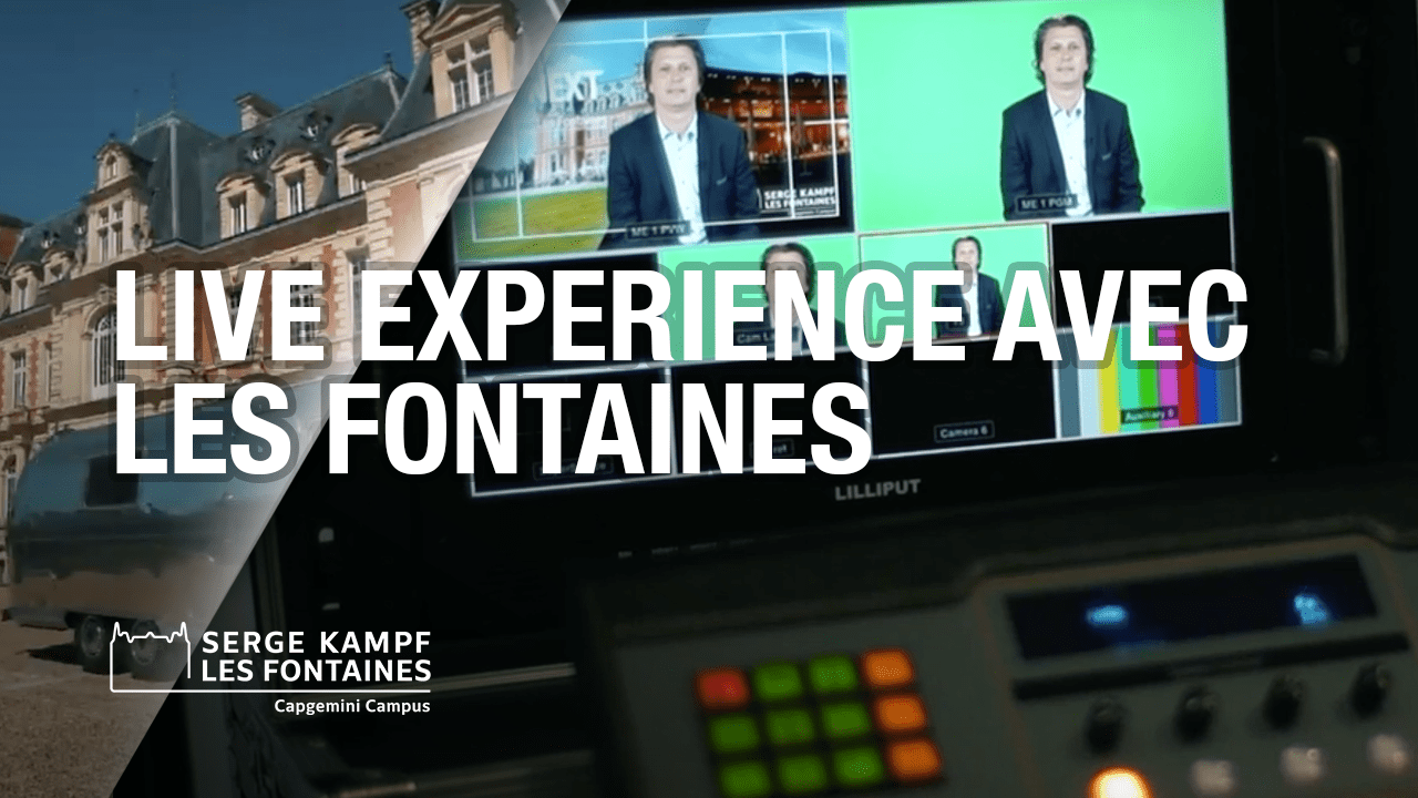 Vignette Live Experience at Les Fontaines