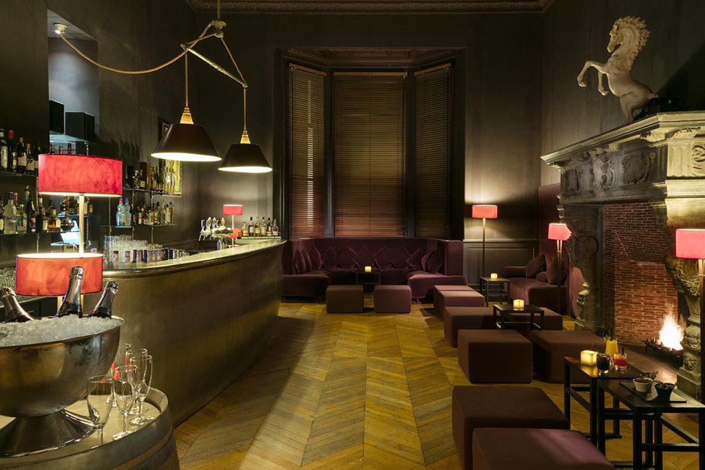Soirée au Bar du Château