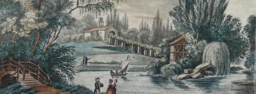 Les jardins romantiques vus par le fils de Jacques Berthaud